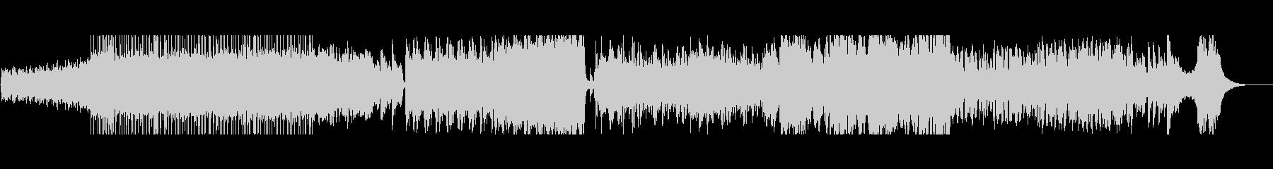 カオス・不安 十二音技法による混沌曲の未再生の波形