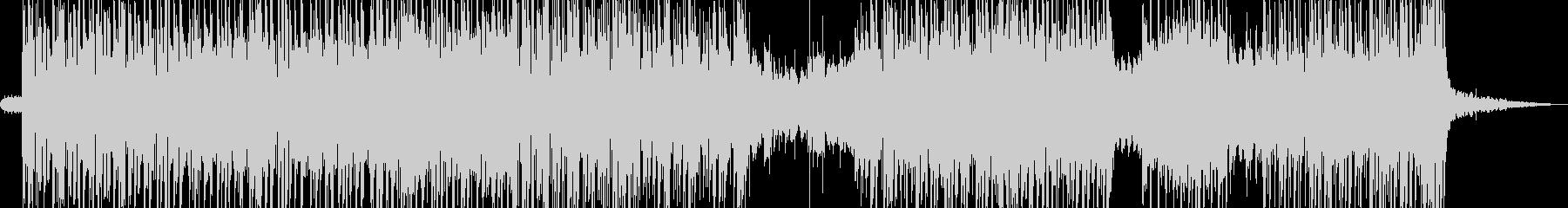 アジト・無機質アなグレッシブビート A3の未再生の波形