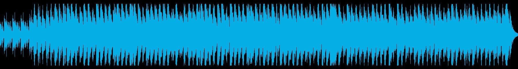 サイコ野郎なテーマ(ループ可能)の再生済みの波形