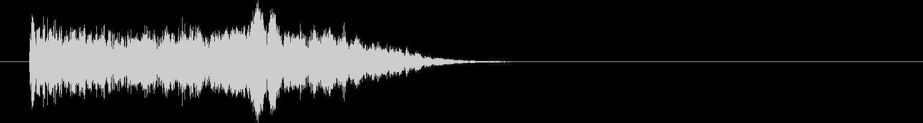 ガオーッ/鳴き声 【大迫力】恐竜・怪獣の未再生の波形