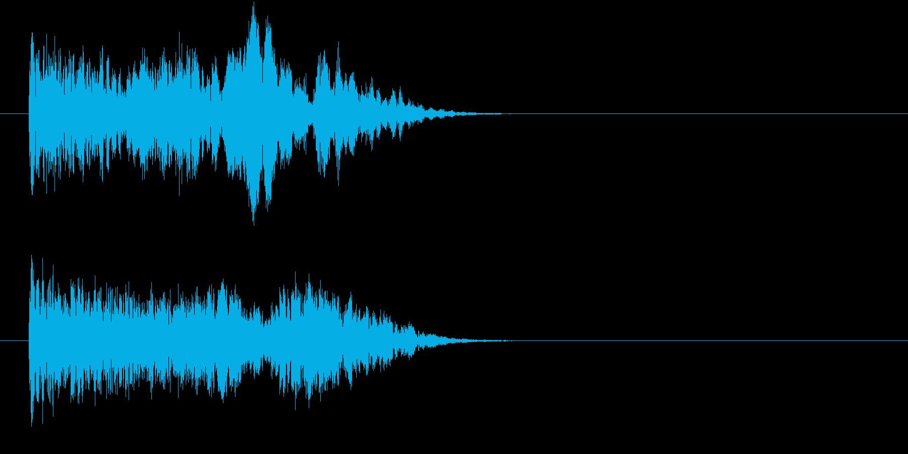 ガオーッ/鳴き声 【大迫力】恐竜・怪獣の再生済みの波形
