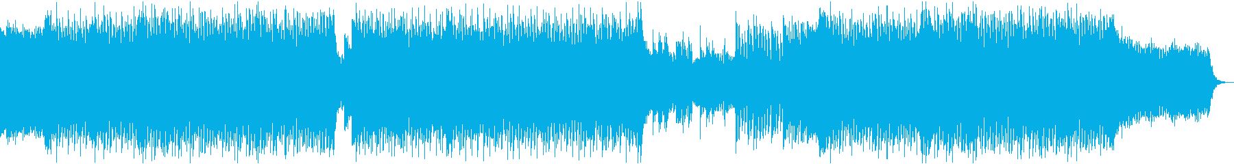 かっこいい・ED・OP・テーマソングの再生済みの波形