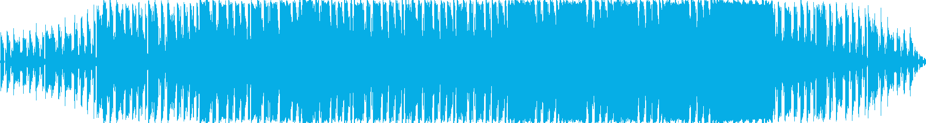 ループ可能なシンセポップの再生済みの波形