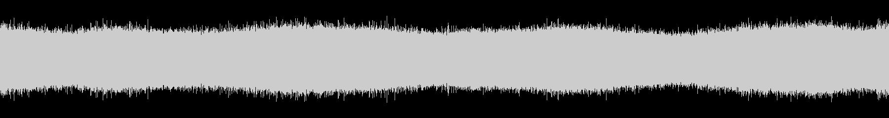 【環境音】セミ(クマゼミ)大合唱の未再生の波形