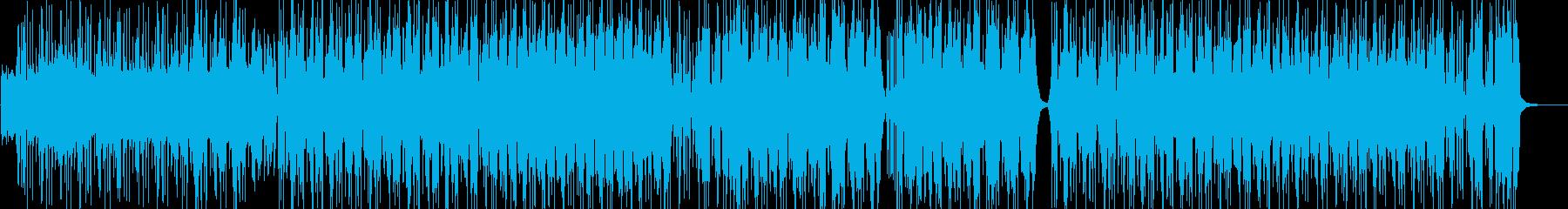 ファンク アクティブ 明るい 可愛...の再生済みの波形