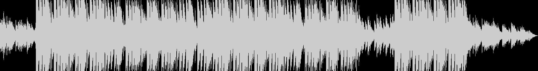 チルなベルサウンドが印象的なトラップの未再生の波形