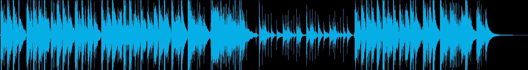 日本の秋の名曲をソロギターでの再生済みの波形