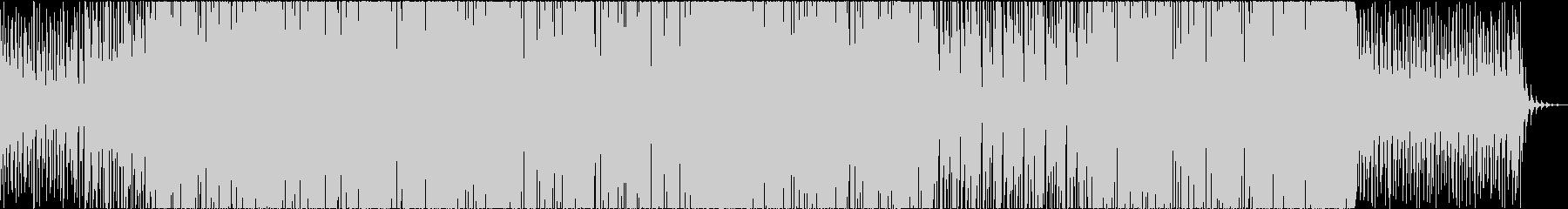 ミディアムテンポ EDM コミカル 陽気の未再生の波形