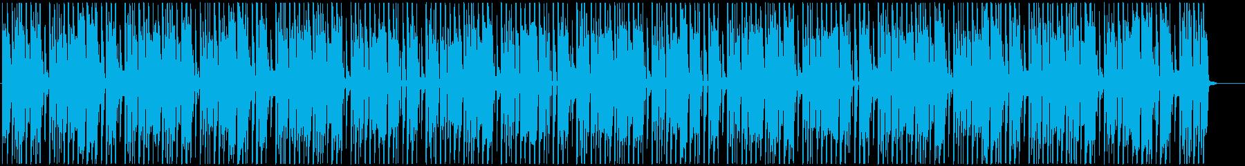 レゲエ ほのぼのハートビートの再生済みの波形