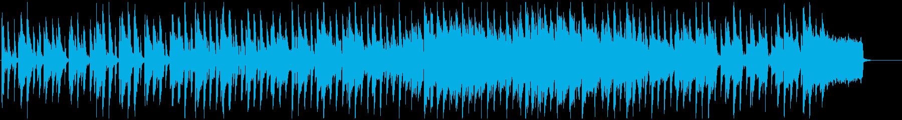 キュートなゆるいリコーダー、日常系、脱力の再生済みの波形
