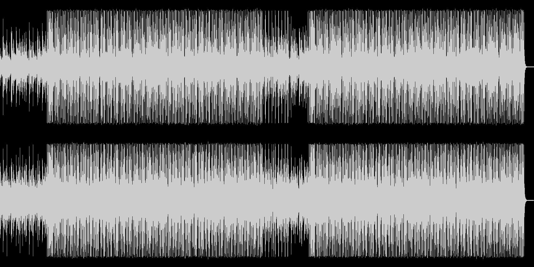 【メロディ抜き】木琴とウクレレの軽快な…の未再生の波形