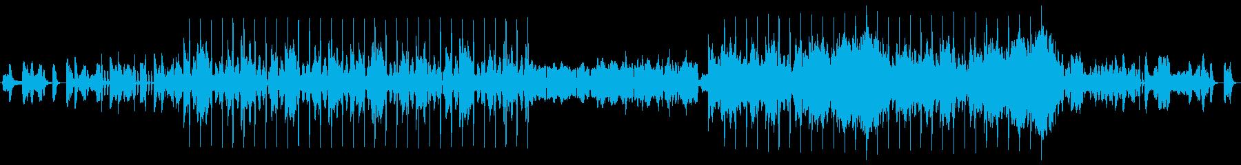 尺八とHipHopのリズムが融合の再生済みの波形