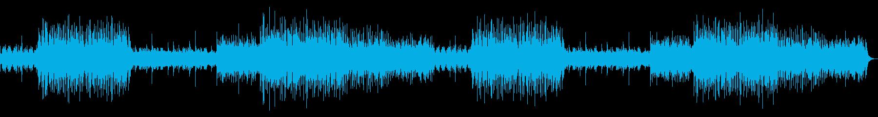 琴、ピアノ 和食屋に合いそうなBGMの再生済みの波形