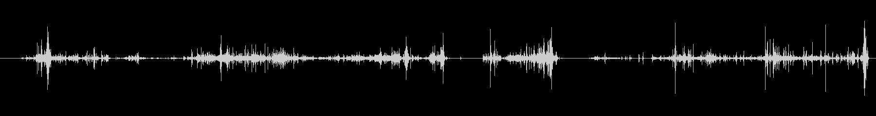ラージソフトカバーバイブル:複数の...の未再生の波形