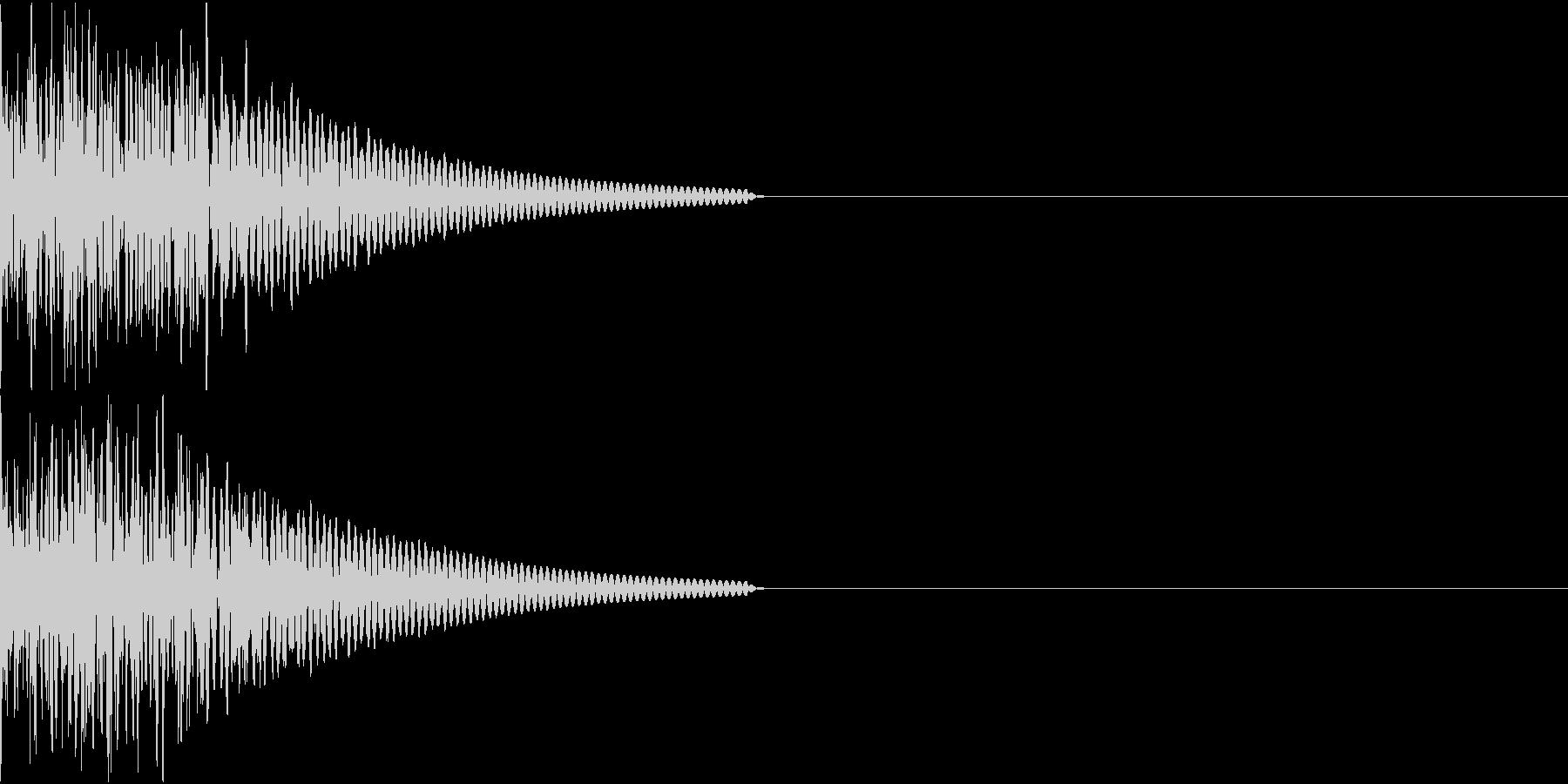 キック/壮大/広範囲/ドラム/低音/1Aの未再生の波形