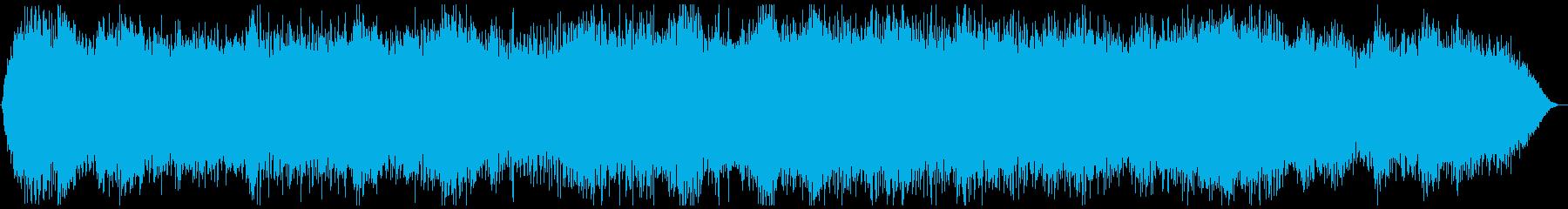 切ない/壮大なミニマルの再生済みの波形