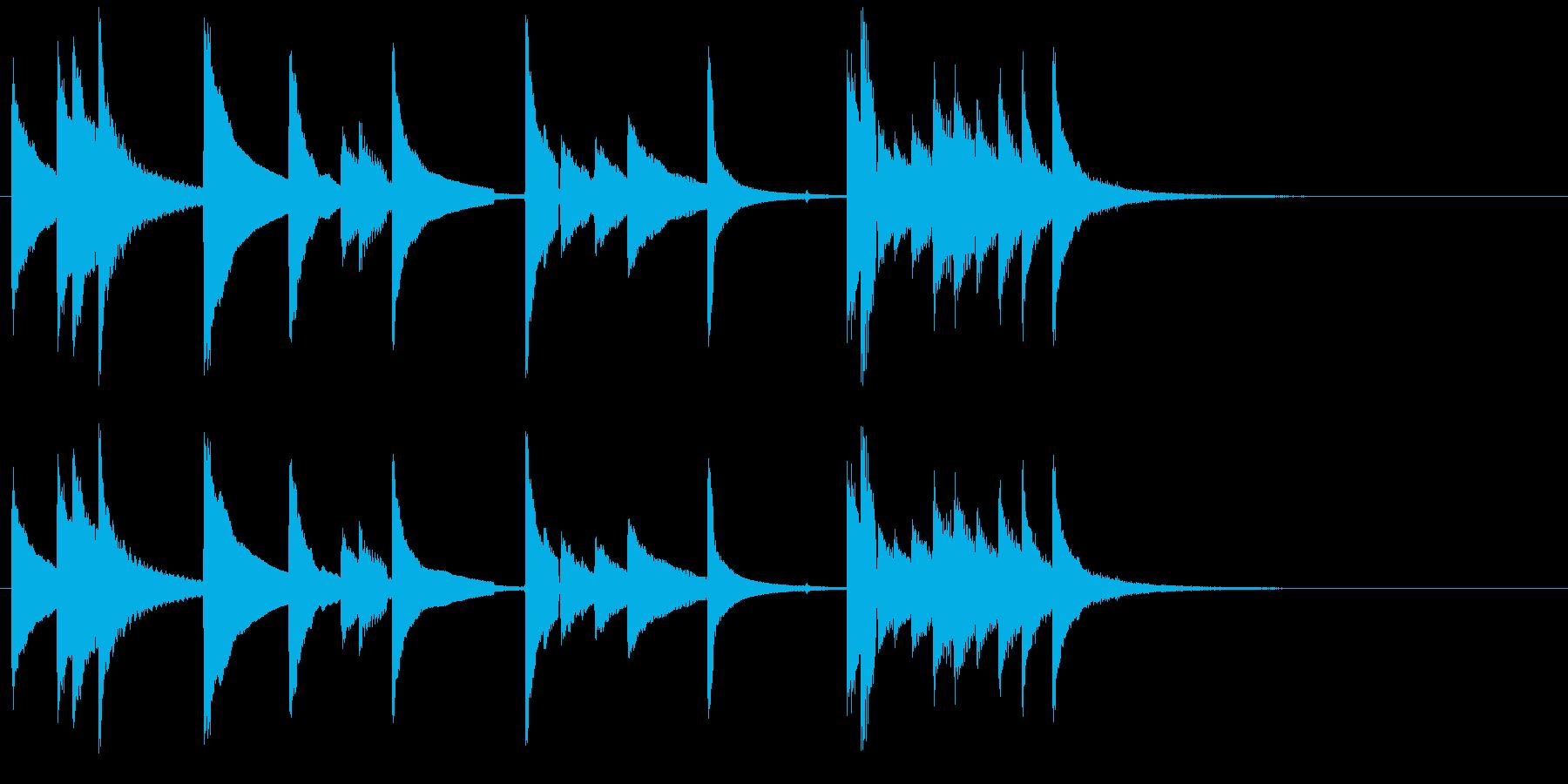 語りかけてくるような「泣き」のギターの再生済みの波形