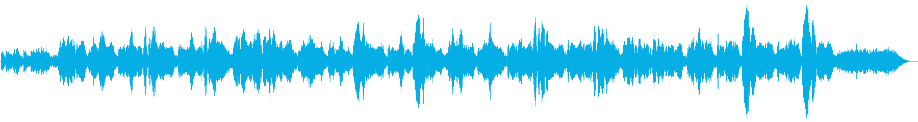 イタリアのクリスマスソング の再生済みの波形