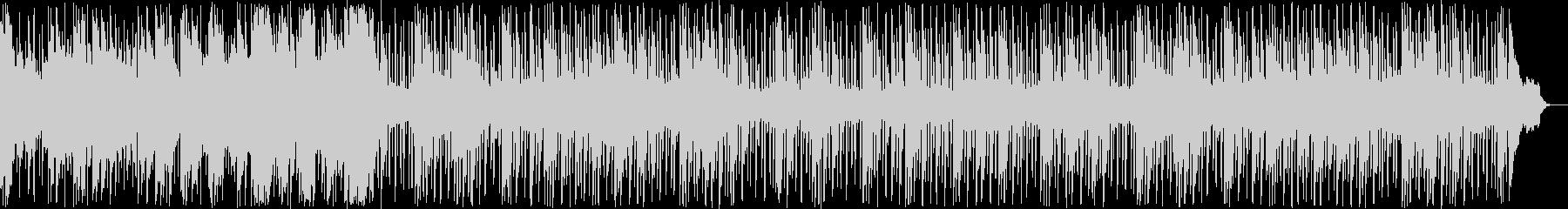 シンセ、エレクトリックピアノ、ドラ...の未再生の波形