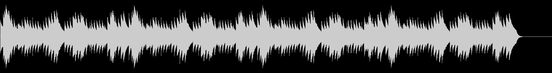シャボン玉・速い 16bit44kHzの未再生の波形