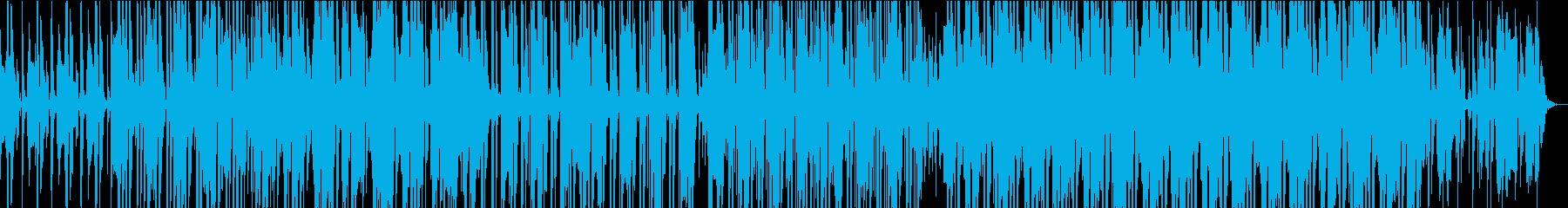 ファンク ゆっくり 魅惑 励ましい...の再生済みの波形