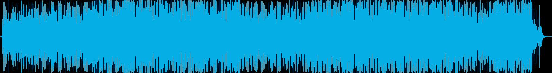 イージーリスニング 楽しげ クール...の再生済みの波形