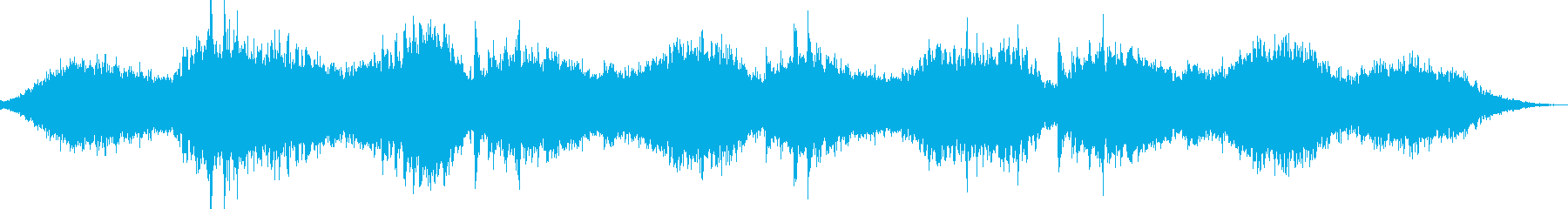 エレクトロニック サスペンス 環境...の再生済みの波形