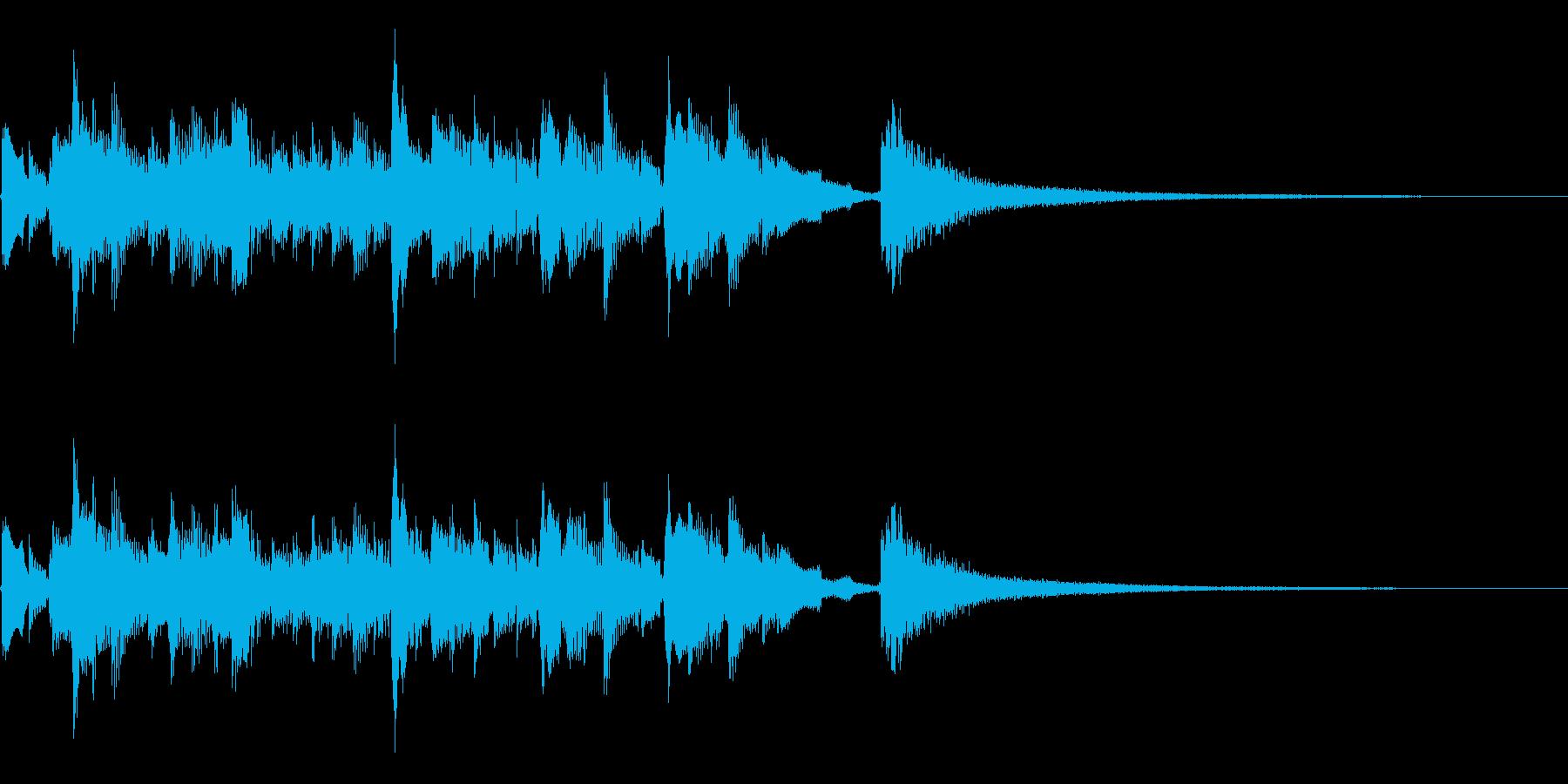 ★アコギ32/サッド、ジングル、ソロの再生済みの波形