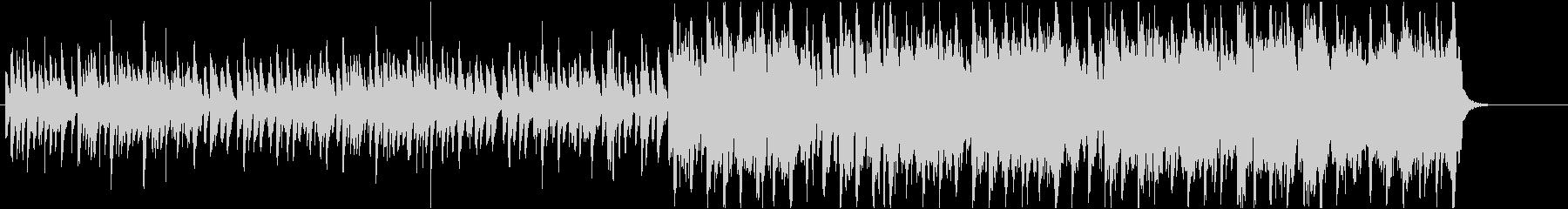 西洋琴ダルシマーによるクリスマスキャロルの未再生の波形