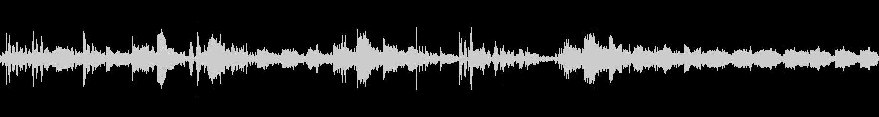 スタッター-アブレーシブシャダーは...の未再生の波形