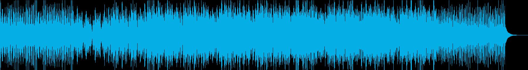 RPGボス戦等に 緊迫感あるオーケストラの再生済みの波形
