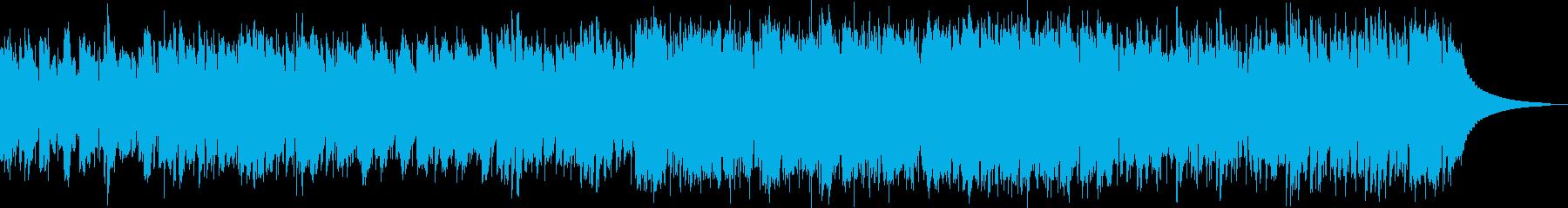 インディー センチメンタル サスペ...の再生済みの波形