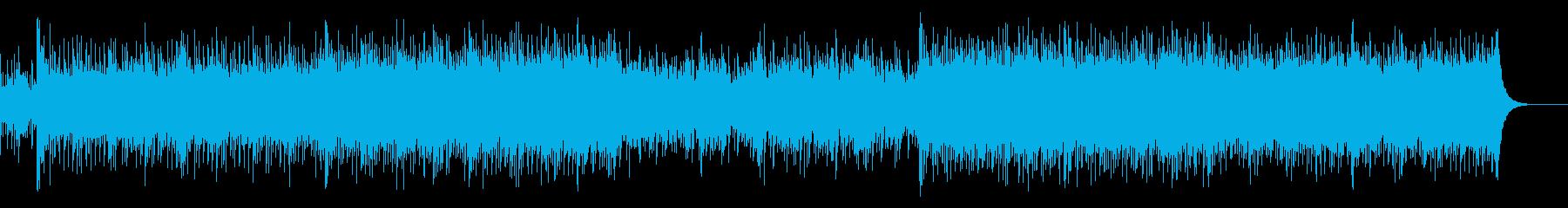 爽やかおしゃれな企業VP会社紹介 2分半の再生済みの波形