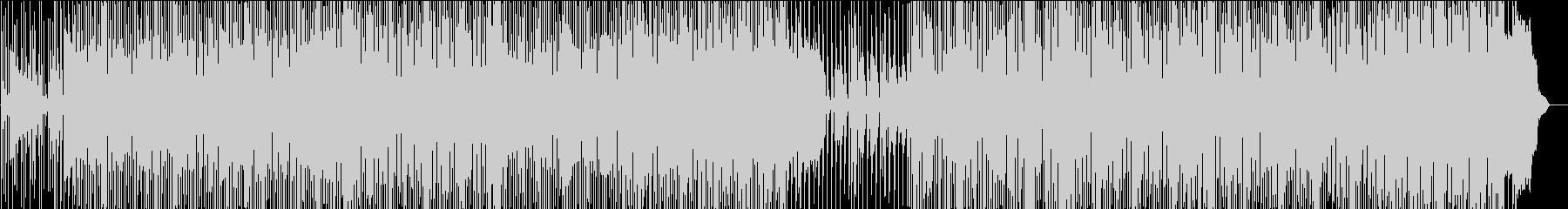 夏風レゲエバンドアレンジメントの未再生の波形