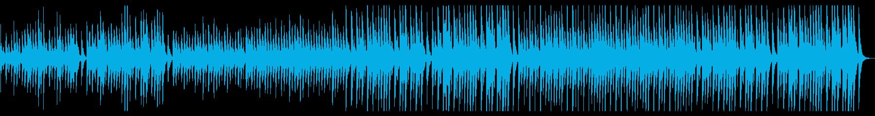 ピチカート、可愛くほのぼの、コミカルの再生済みの波形