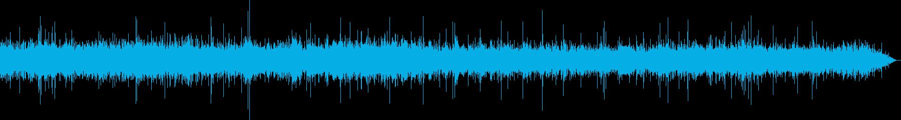 【ホラー】 終末期 場所 03 環境音の再生済みの波形