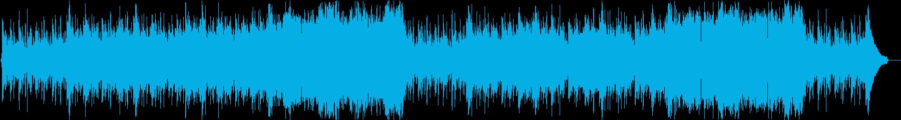 企業VPや映像69、オーケストラ、壮大aの再生済みの波形