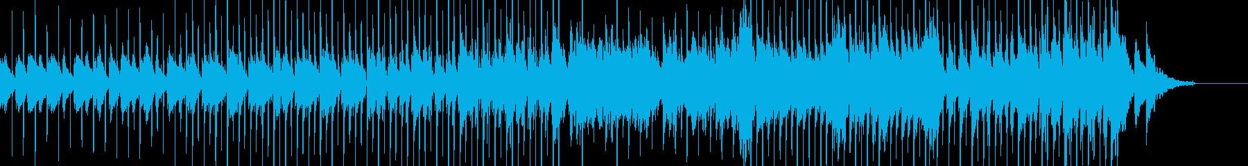 敵のアジトへ潜入するシーン ジャズ の再生済みの波形