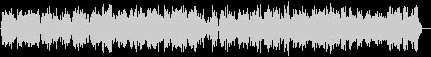 軽やかアーバンなシンセピアノサウンドの未再生の波形