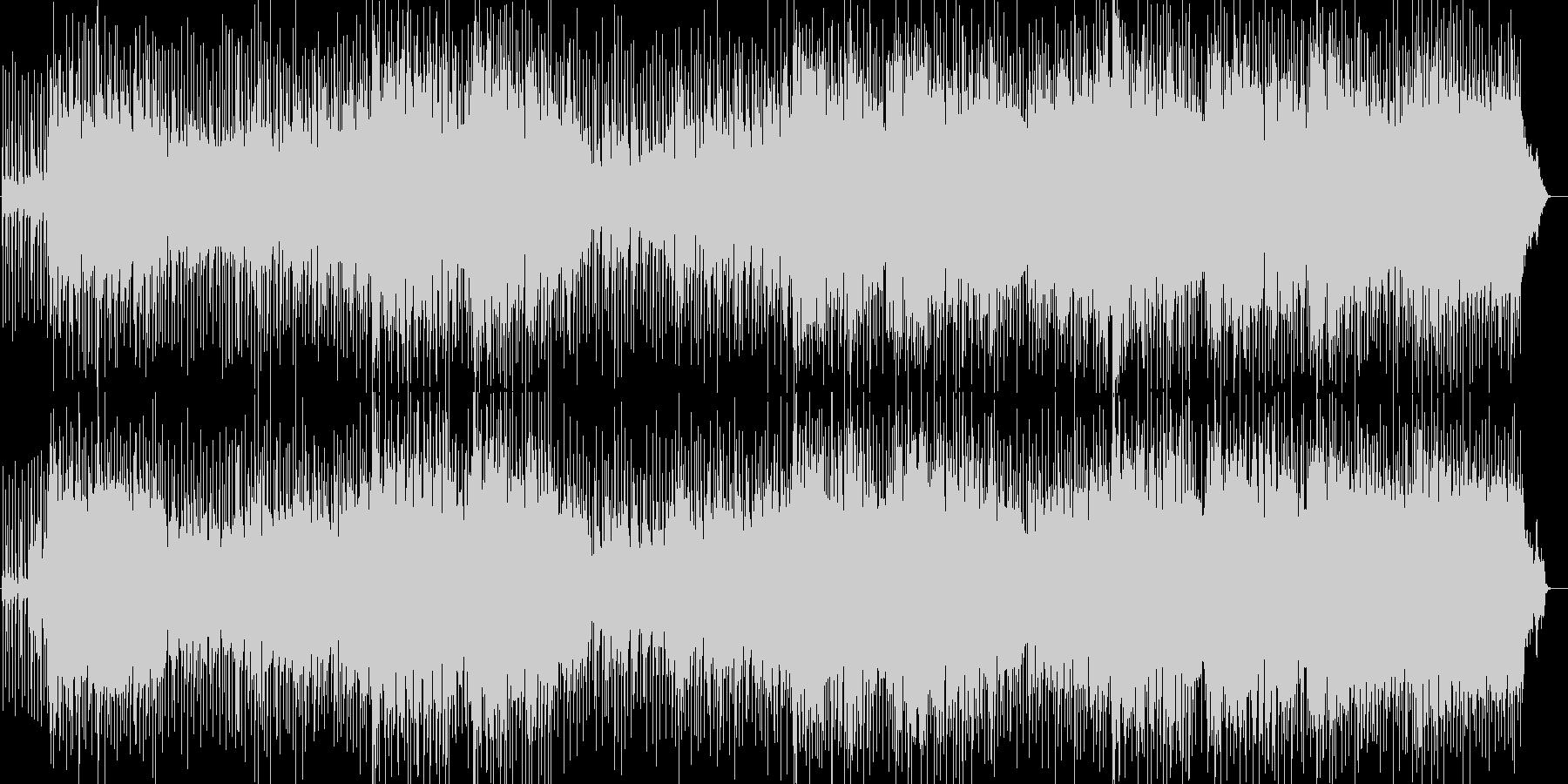 ポップで元気な90s洋楽カントリーロックの未再生の波形