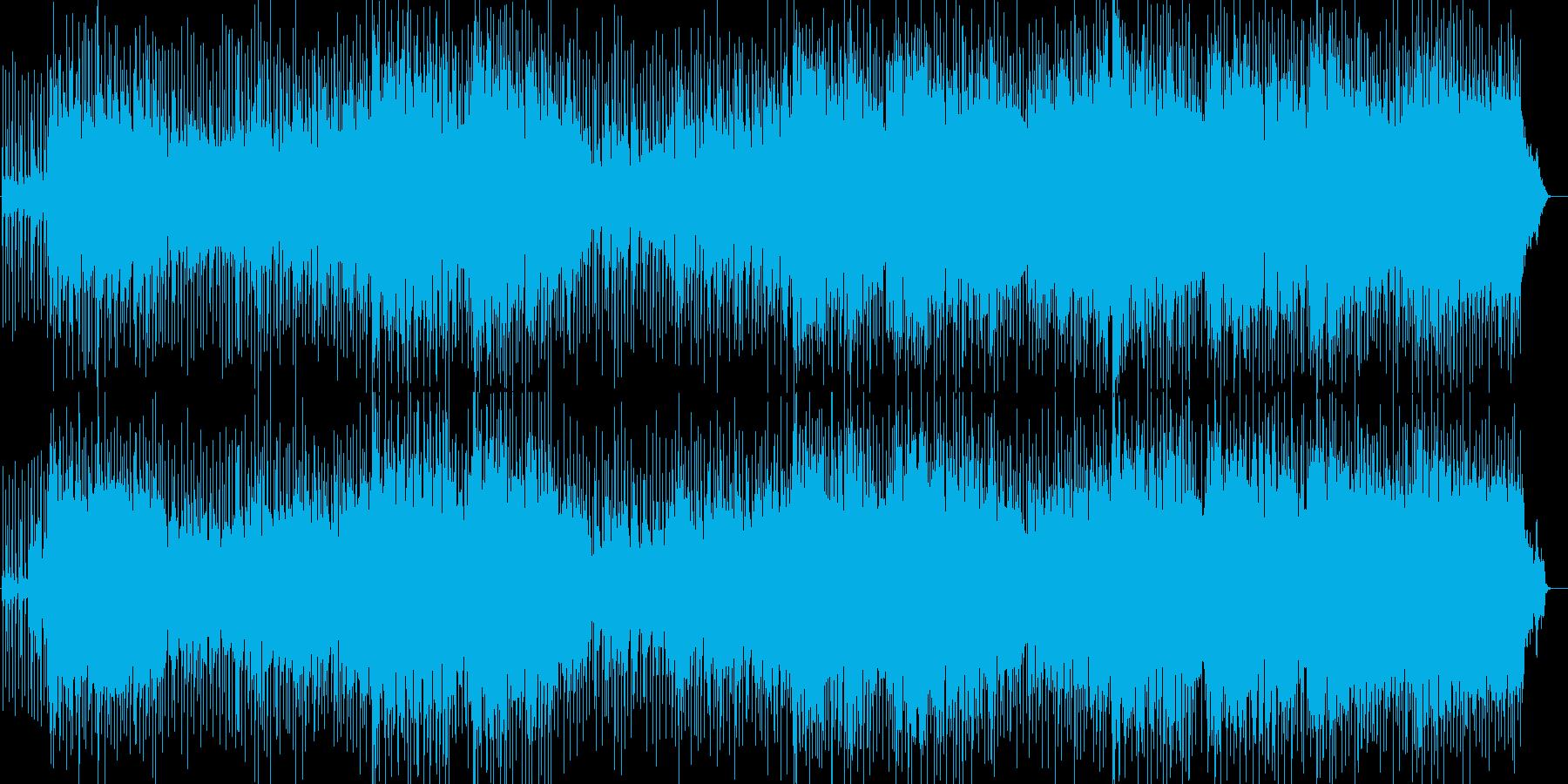 ポップで元気な90s洋楽カントリーロックの再生済みの波形