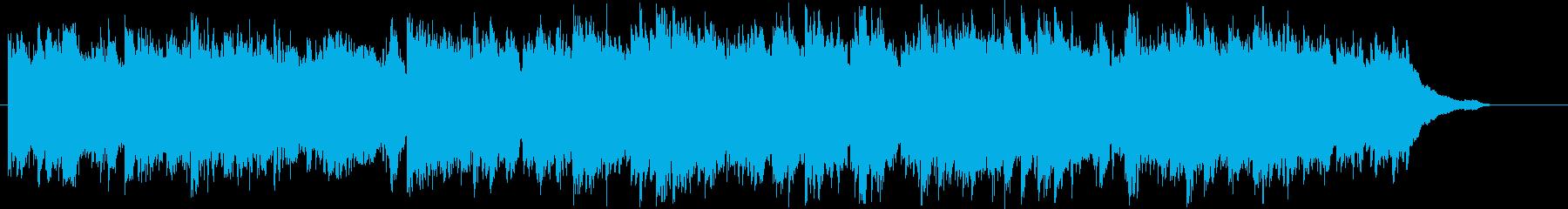 CM/ピアノ/優しい/感動/家族/A♭の再生済みの波形