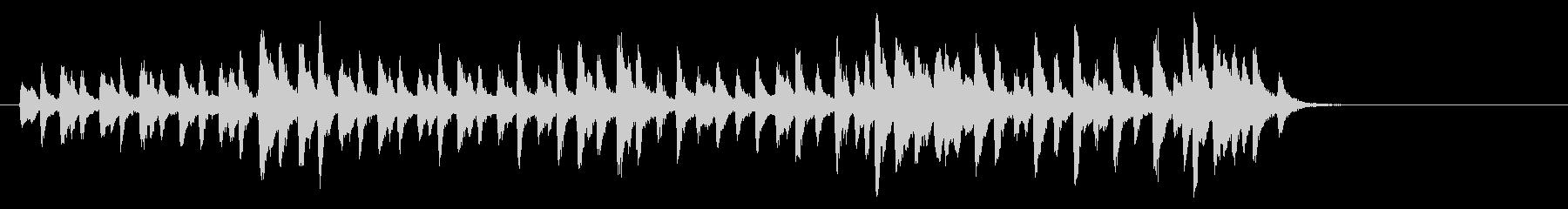6つのエコセーズ第1番(ベートーヴェン)の未再生の波形