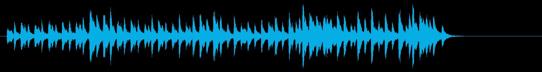 6つのエコセーズ第1番(ベートーヴェン)の再生済みの波形