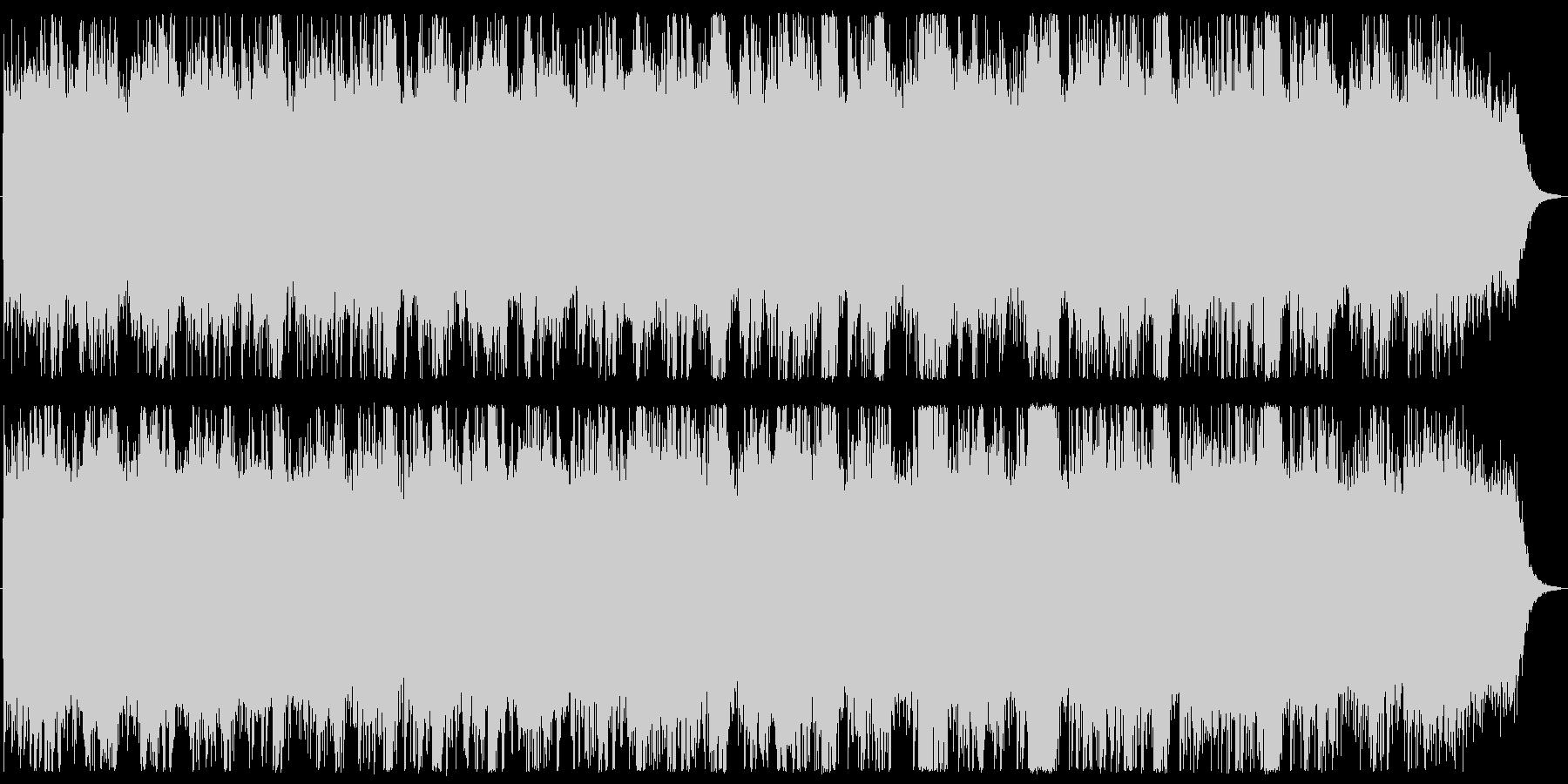 Chill/Healing系の曲11の未再生の波形