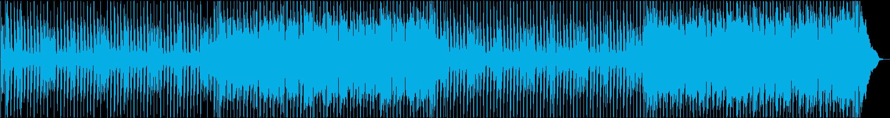 心地よく前向きな雰囲気のライトポップの再生済みの波形