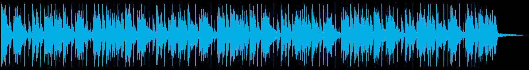 都会/ヒップホップ_No453_5の再生済みの波形