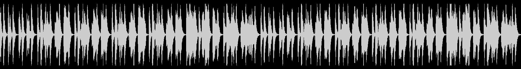 優しい・朗らか・のほほんとしたループ曲の未再生の波形