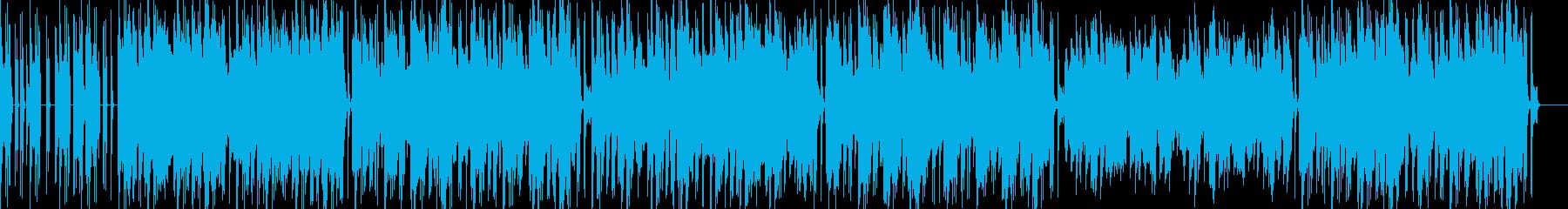 エキゾチックなシンセベースのインス...の再生済みの波形