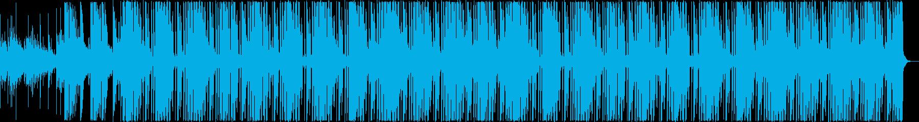 南国の空気を感じるレゲエ調R&B POPの再生済みの波形